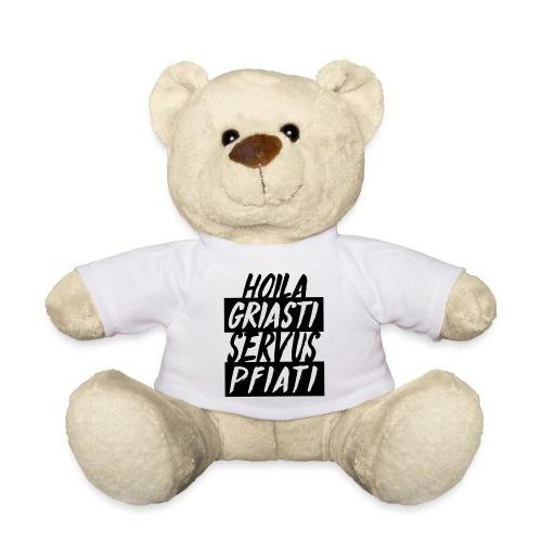 Hoil Griasti | Uni Sex Hoodie - Teddy