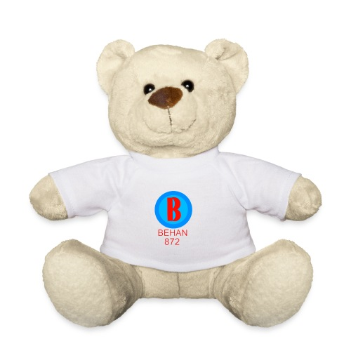 Rep that Behan 872 logo guys peace - Teddy Bear