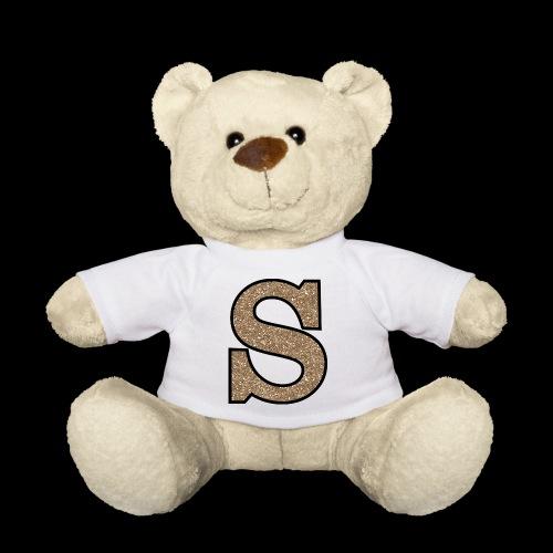 Girls S For Sonnit Golden Sparkle - Teddy Bear