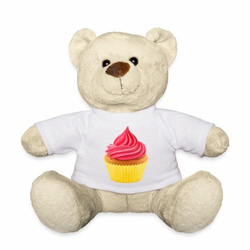 Cupcake - Teddy