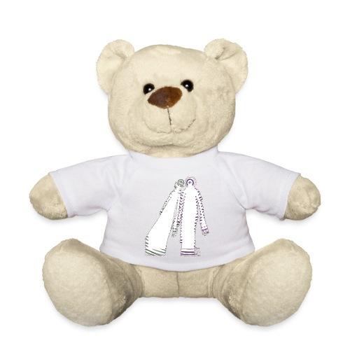 fatal charm - hi logo - Teddy Bear