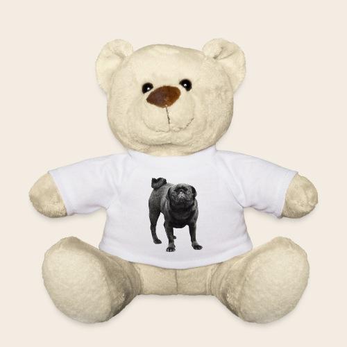 schwarzer Mops - Teddy