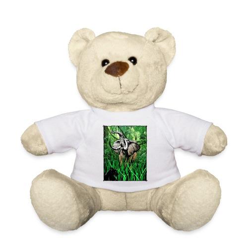 Waldelefant in Afrika - Teddy