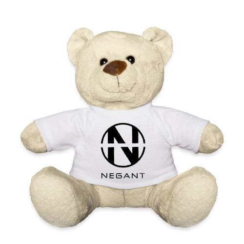 Black Negant logo - Teddybjørn