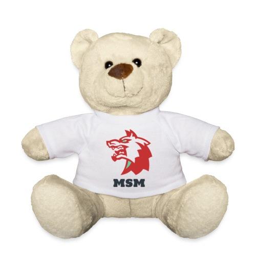 MSM WOLF - Teddybjørn