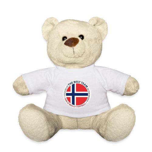Norway Best Football Team - Teddy Bear