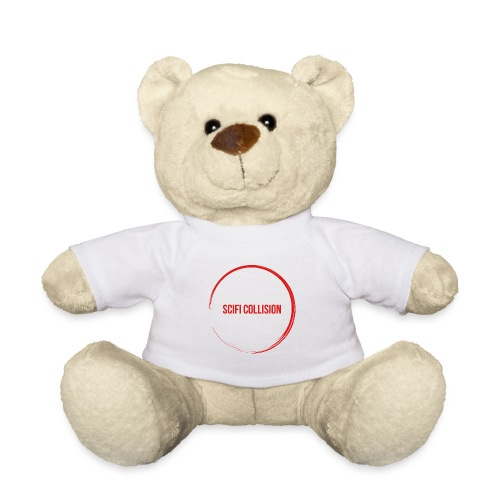 Red Logo - Teddy Bear