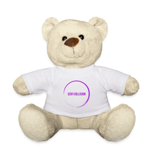 Purple Logo - Teddy Bear