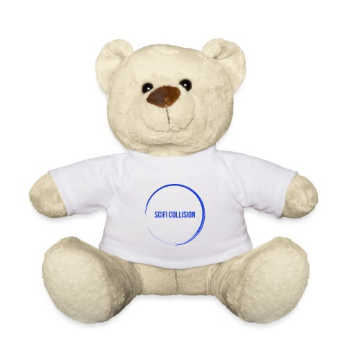 Dark Blue Logo - Teddy Bear