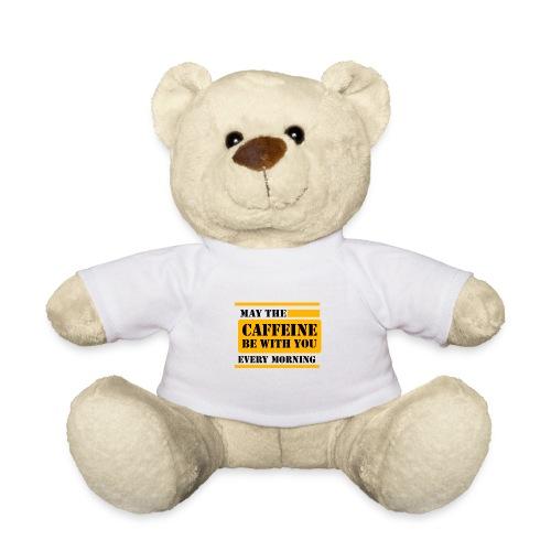 caffeine Lustiges T-Shirt - Teddy