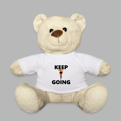 Keep going - Teddy