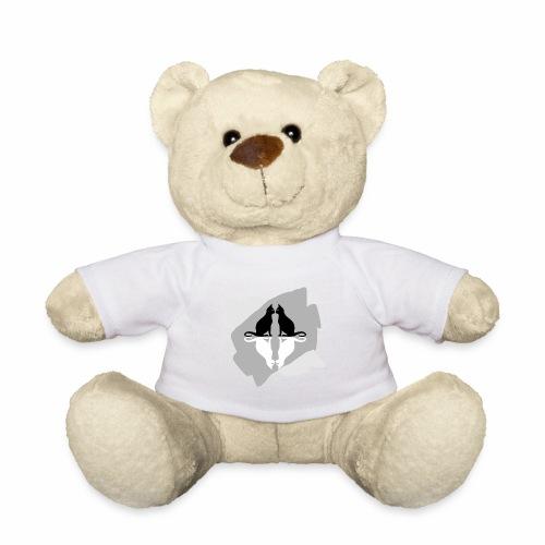 4 Cats / 4 Chats - Teddy Bear
