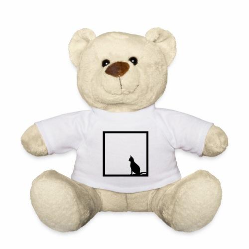Chat noir / Black cat - Teddy Bear