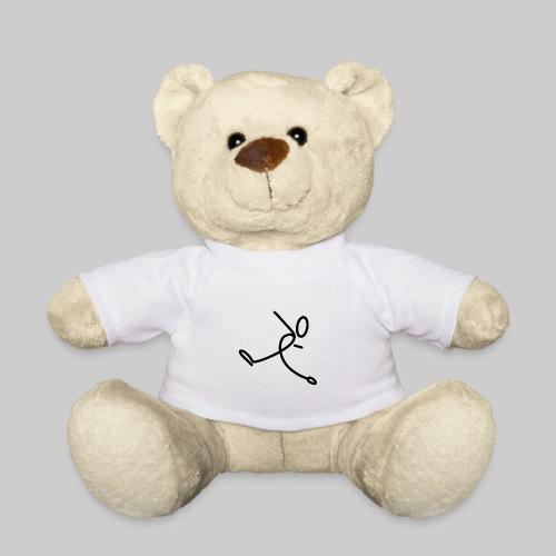 Strichmännchen - Teddy