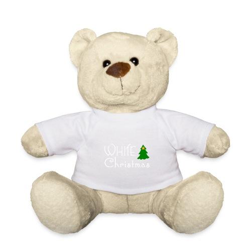 White Christmas - Teddy Bear