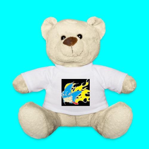 utube logo jpg - Teddy Bear