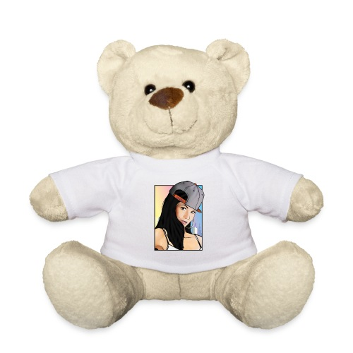 Head png - Teddy