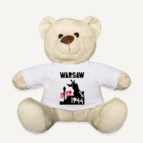 Warsaw 1939-1944 - Miś w koszulce