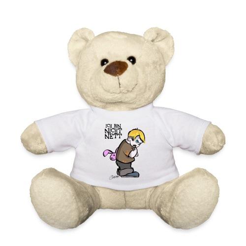 Ich bin nicht nett - Teddy