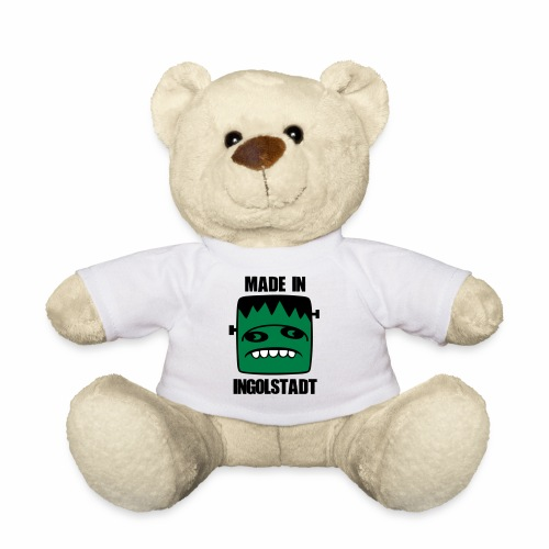 Fonster made in Ingolstadt - Teddy