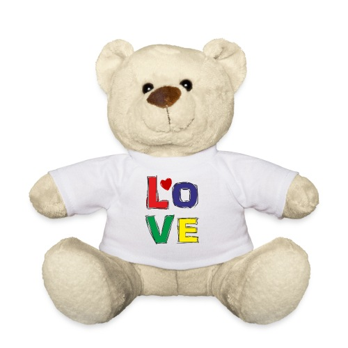 LOVE - Teddy