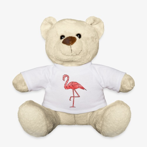Flamingo Geometrisch - Teddy