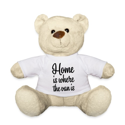 Home is where the van is - Autonaut.com - Teddy Bear