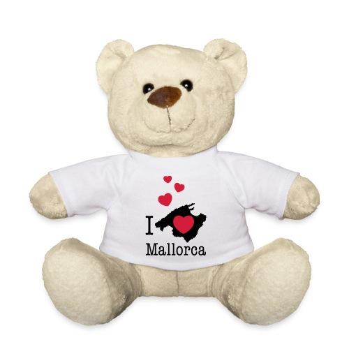 love Mallorca Balearen Spanien Ferieninsel Urlaub - Teddy Bear