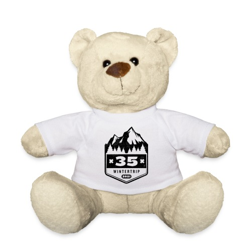 35 ✕ WINTERTRIP ✕ 2021 • BLACK - Teddy