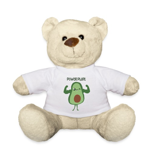 power plant - Teddy Bear