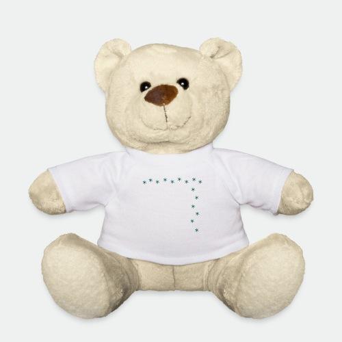 Snowflake Starglitter - Teddy Bear