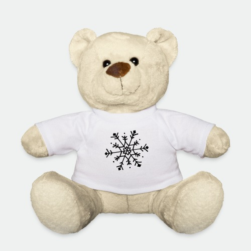 Cute snowflake - Teddy Bear