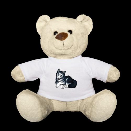 Husky - Teddy Bear