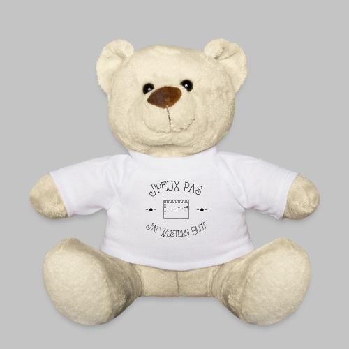 J peux pas j ai WB - Teddy Bear