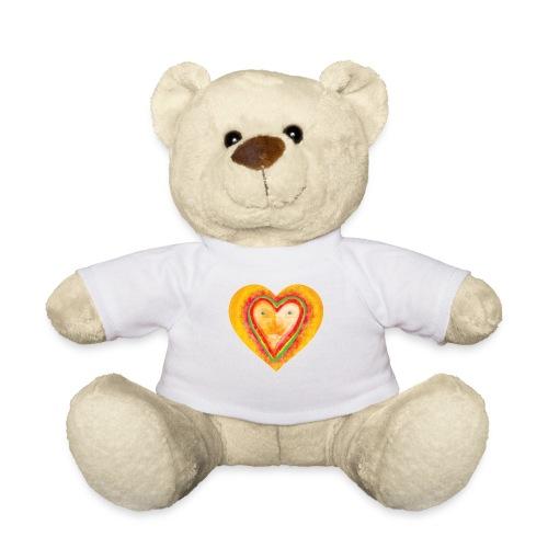 Heartface - Teddy Bear