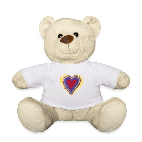 Red heart passion Symbol - Teddy Bear