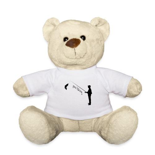 Angler gone-fishing - Teddy