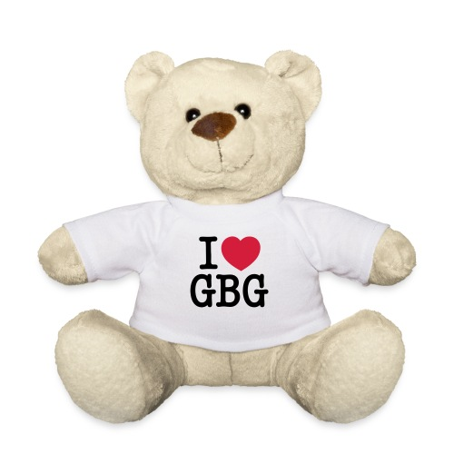 I love GBG - Nallebjörn