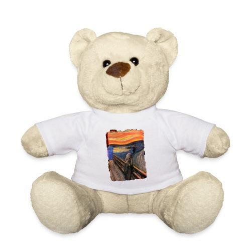 Screaming Tardis - Teddy Bear