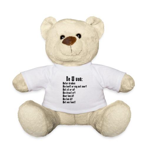 De W van: Ravers Editie - Teddy