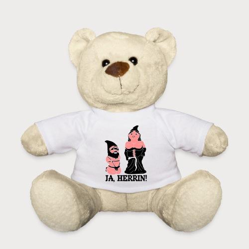 ja herrin zwerge - Teddy
