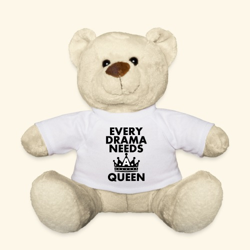 EVERY DRAMA black png - Teddy Bear