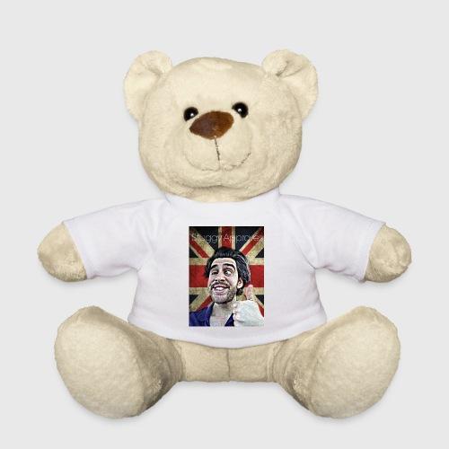 Stuggy approves - Teddy Bear