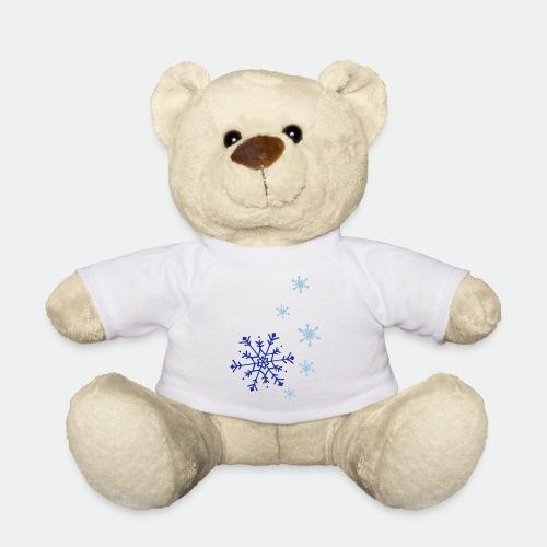 Snowflakes falling - Teddy Bear