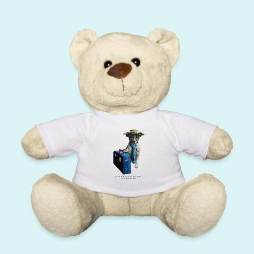 The Traveling Dog - Teddy Bear