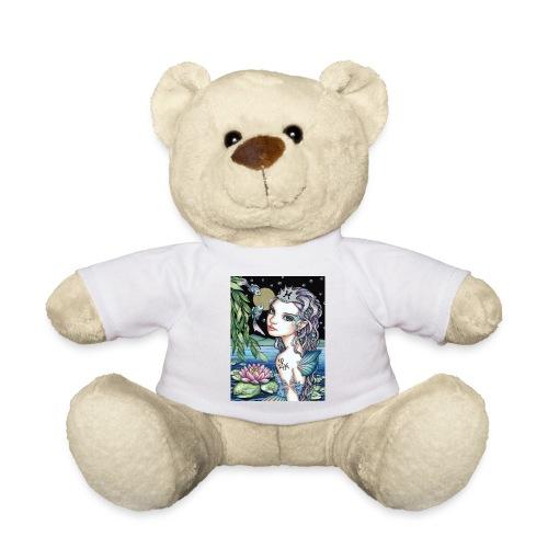 Pisces girl Fische Mädchen - Teddy Bear