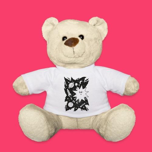 Stella Stern zum Ausmalen - Teddy