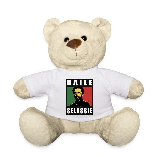 Haile Selassie - Rastafari - Reggae - Rasta - Teddy