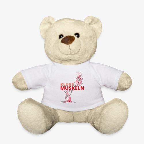 Kluge Muskeln - Teddy