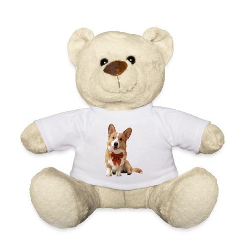Bowtie Topi - Teddy Bear